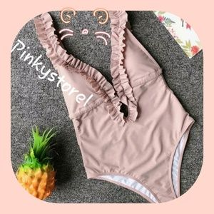 Other - 🍑Rose Gold Swimsuit🍑